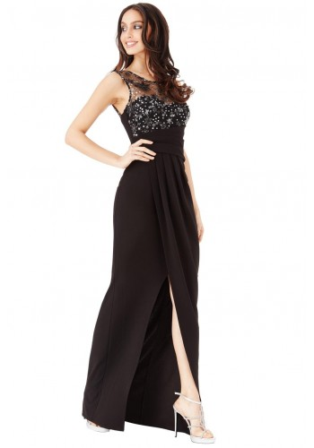 Maxi φόρεμα βραδινό