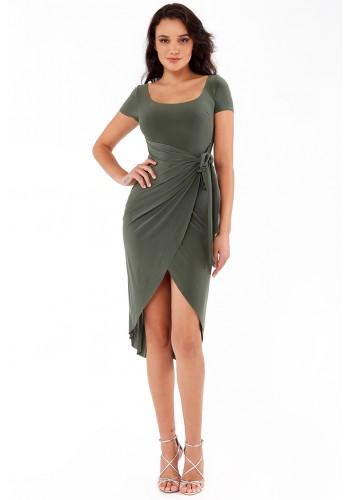Μοντέρνο Καθημερινό Φόρεμα