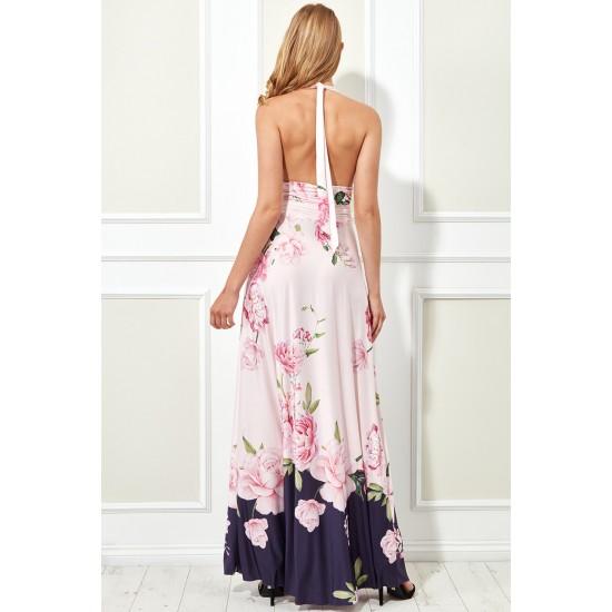 Εντυπωσιακό Φλοράλ Φόρεμα