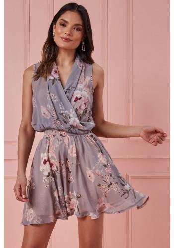 Φλοράλ φόρεμα κλος