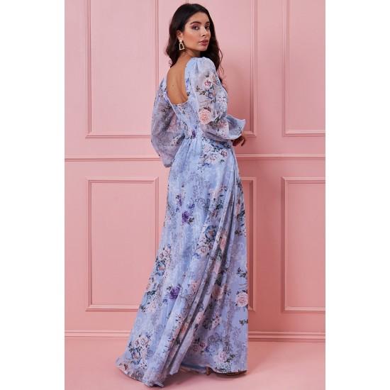 Φλοράλ Φόρεμα φαντασίωση