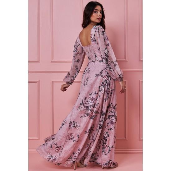 Φλοράλ Φόρεμα που θα λατρέψετε