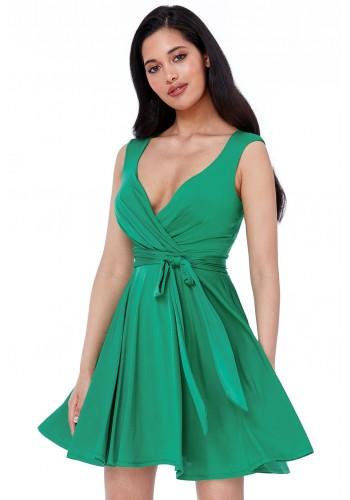 Φόρεμα αέρινο σε άλφα γραμμή