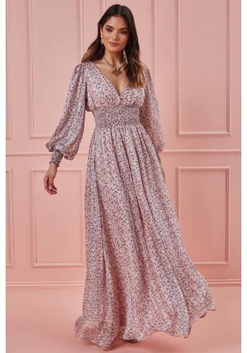Φόρεμα φλοράλ σε υπέροχη σχεδίαση