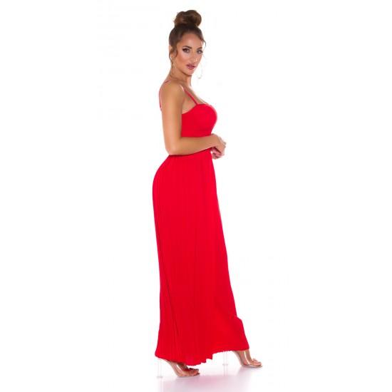 Ολόσωμη φόρμα με ζώνη