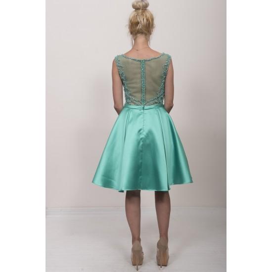 Κοντό Φόρεμα για Γάμο
